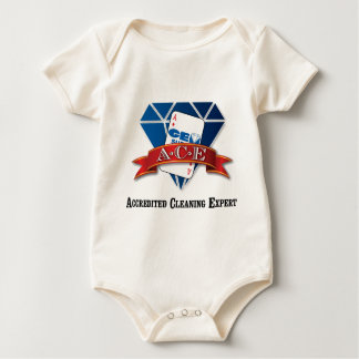 Accredited Cleaning Expert Baby Bodysuit