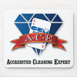 Accredited Cleaning Expert Mouse Pad
