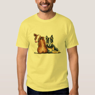 ACD and Brown Cow T Shirt