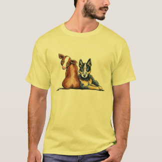 ACD and Brown Cow T-Shirt