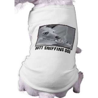 ACD Butt Sniffing Dog Shirt