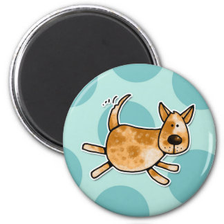 ACD doggy Refrigerator Magnet