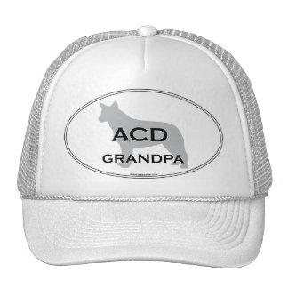 ACD Grandpa Trucker Hats