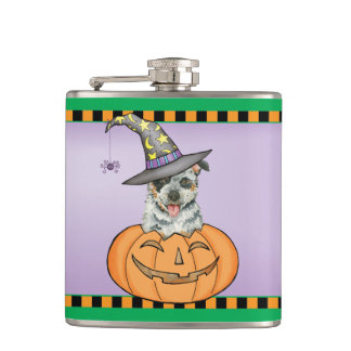 ACD Halloween Hip Flask