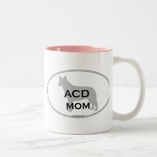 ACD Mom Two-Tone Coffee Mug