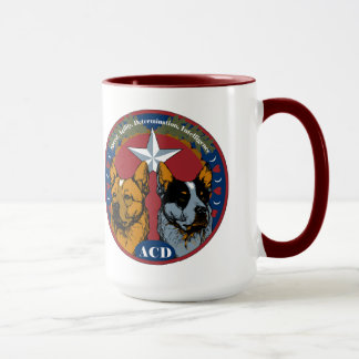 ACD: Speed, Agility, Determination, Intelligence Mug