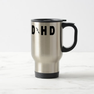 ACDC ADHD Highway to Hey Look a Squirrel! tee.png Travel Mug