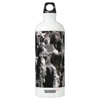 ACDC - Australian rock worn by rain in nature Aluminum Water Bottle