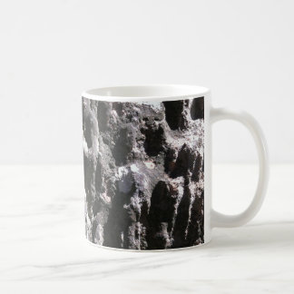 ACDC - Australian rock worn by rain in nature Classic White Coffee Mug