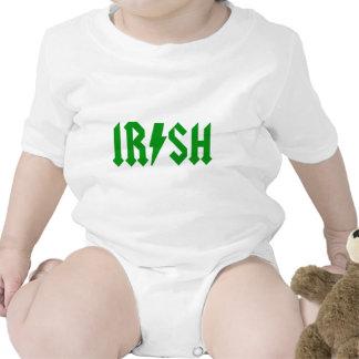 acdc_irish traje de bebé
