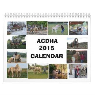 ACDHA Calendar