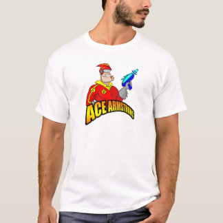 Ace Armstrong vintage sci-fi t-shirt