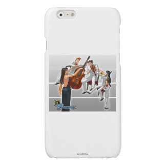 Ace Attorney Orchestra Glossy iPhone 6 Case