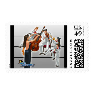 Ace Attorney Orchestra Stamps