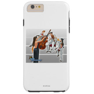 Ace Attorney Orchestra Tough iPhone 6 Plus Case