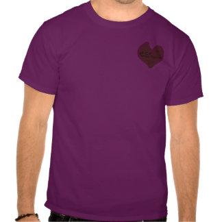 ACE Border Express - Winterberry pocket/back Tshirt