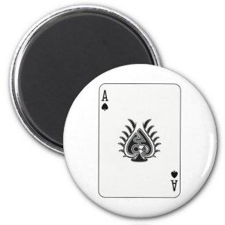 Ace Card For Boss Magnet