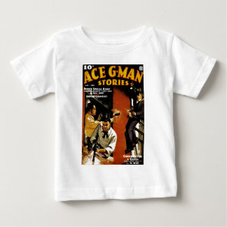 Ace G-Man Stories Baby T-Shirt