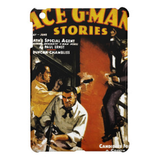 Ace G-Man Stories Cover For The iPad Mini