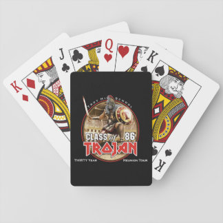 Ace High with Eddie Playing Cards