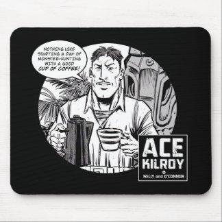 """Ace Kilroy """"Cup O'Kona"""" Mousepad"""