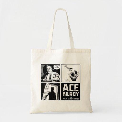 Ace Kilroy Panel Tote Bag