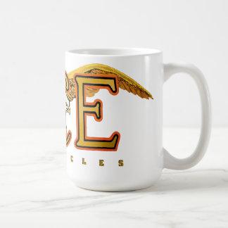 Ace motorcycles logo coffee mug