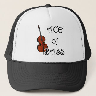 Ace of Bass Trucker Hat
