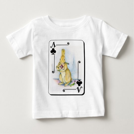 Ace of Clubs Baby T-Shirt
