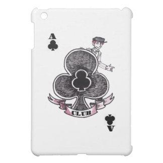 Ace of Clubs iPad Mini Case