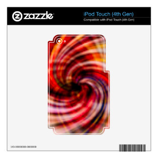Ace of Clubs Skins For iPod Touch 4G
