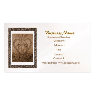 Ace Of Cup Tarot Business Card
