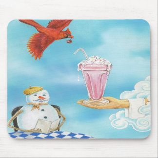 Ace of Cups Mousepad