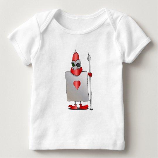Ace of Dark Hearts Baby T-Shirt