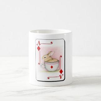 Ace of Diamonds Classic White Coffee Mug