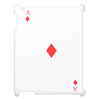Ace of Diamonds Cover For The iPad 2 3 4