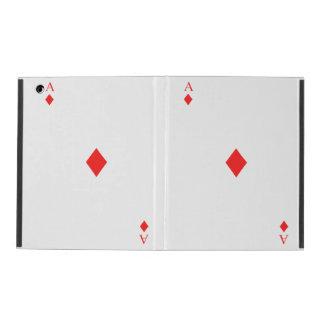 Ace of Diamonds iPad Cases