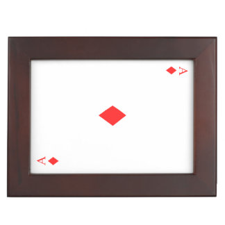 Ace of Diamonds Keepsake Box