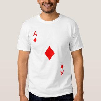 Ace of Diamonds Shirts