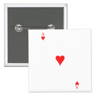 Ace of Hearts Button