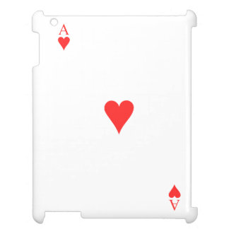 Ace of Hearts Cover For The iPad