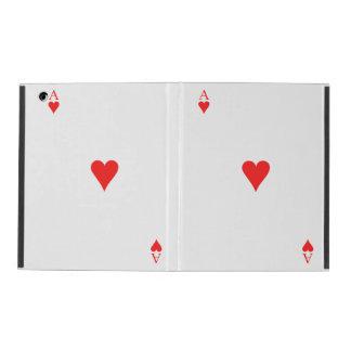 Ace of Hearts iPad Case