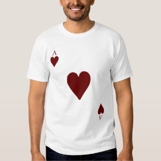 Ace of Hearts Tee Shirt