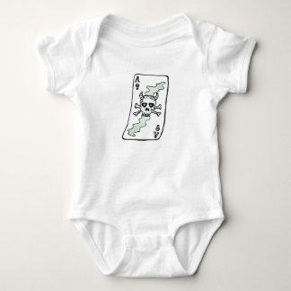 Ace of Skulls Infant Creeper