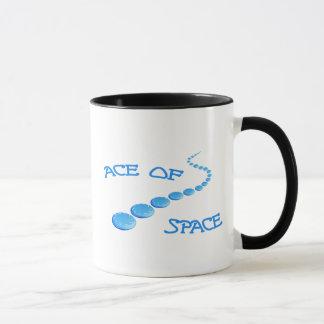 Ace of Space Frisbee Mug