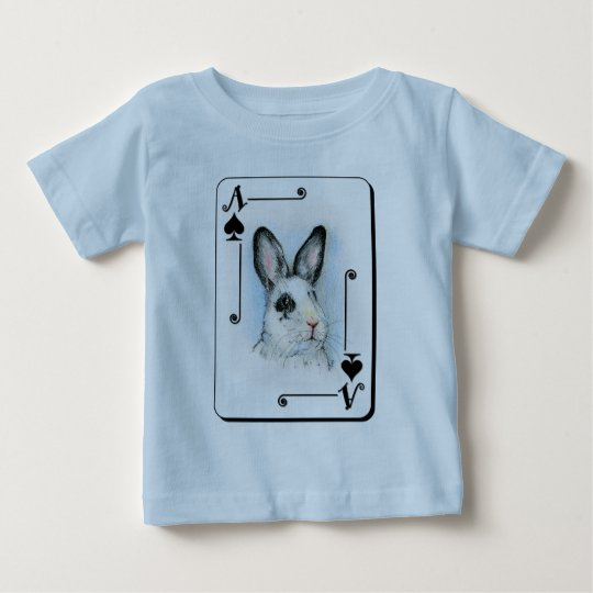 Ace of Spades Baby T-Shirt