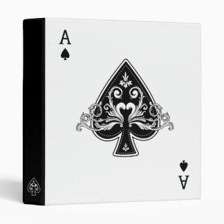 Ace Of Spades binder