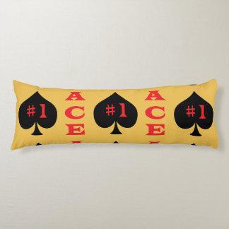 Ace of spades body pillows