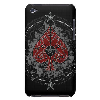 Ace of Spades iPod Case-Mate Cases