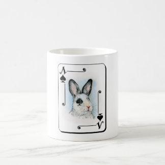 Ace of Spades Classic White Coffee Mug